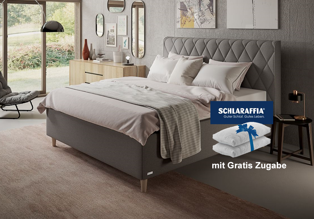 Schlaraffia 360° Bedding Aktion