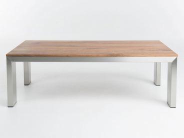 Bert plantagie edge couchtisch tisch f r wohnzimmer for Couchtisch und esstisch passend