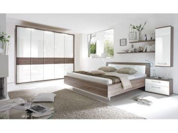 Schlafzimmer luna von loddenkemper eiche havanna hnb ausf hrung w hlbar ebay - Schlafzimmer luna loddenkemper ...