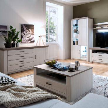 Wohnzimmer BOZEN von MCA furniture zum Verwöhnen!
