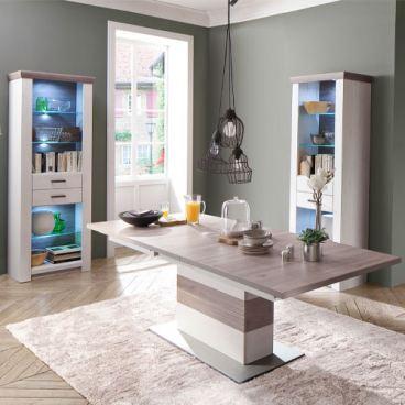 wohnzimmer esszimmer kombi. Black Bedroom Furniture Sets. Home Design Ideas