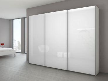 Schwebetürenschrank Marcato Nolte Ausführung 1c Glasfront Guenstiger