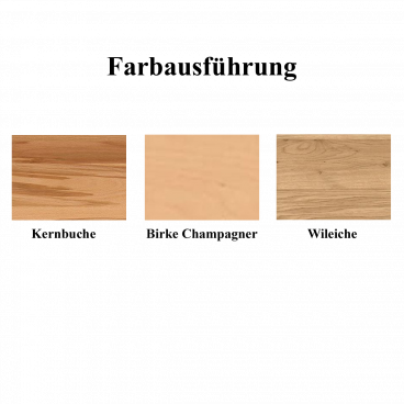 Disselkamp Coretta Doppelbett Schlafzimmer Leger Holzkopfteil Holzfüße