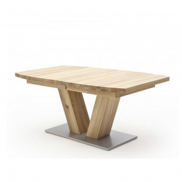 Mca Furniture Esstisch Managua B Tischplatte Ausziehbar Bootsformig