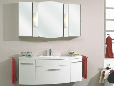 pelipal huevo badm bel badblock mit waschtisch wei spiegelschrank unterschrank ebay. Black Bedroom Furniture Sets. Home Design Ideas