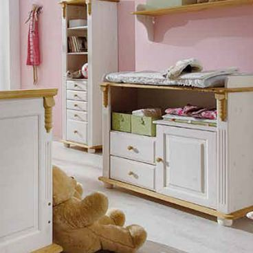 Infanskids Romantik Baby Kinderzimmer