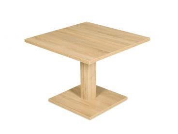 Kostenlose Lieferung Ins Deutsche Festland Vierhaus Couchtisch E1818  Tischplatte Ca. 60x60 Cm, Mit ECO Lift Höhenverstellbar, Farbausführung