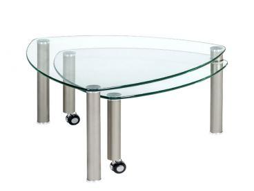 Vierhaus 2 Glasplatten Couchtisch 4290 30099 Für Ihres Wohnzimmer