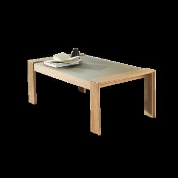 Wohn Concept Moderner Couchtisch In Wildeiche Bianco Aus Massivholz