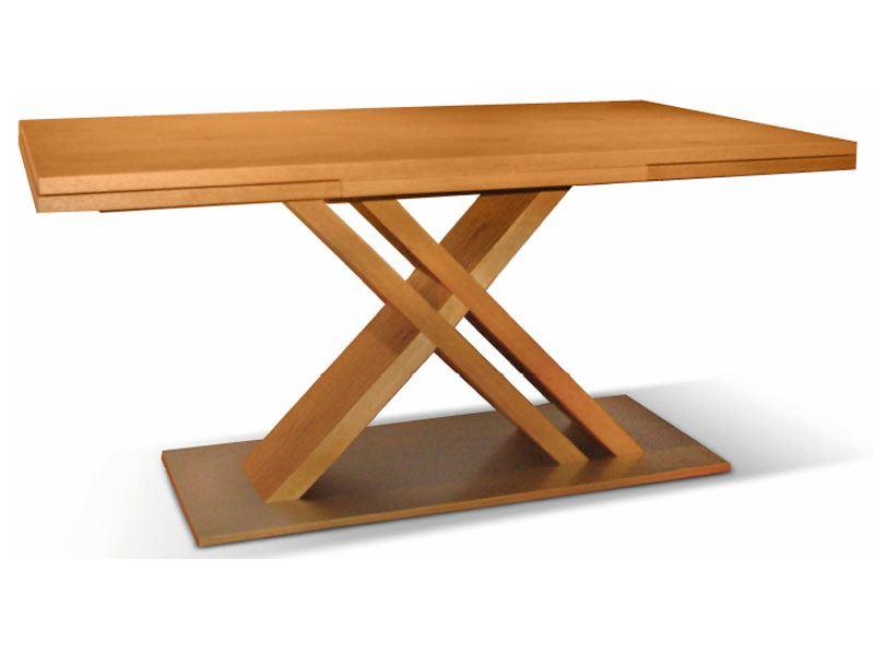 Kostenlose Lieferung Ins Deutsche Festland DKK Klose Esstisch Triple Mix  Holzarten Wählbar Tisch Für Esszimmer Mit Vielen Auszugsfunktionen Und X ...