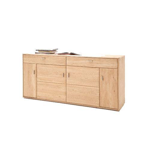 kostenlose lieferung ins deutsche festland sideboard tarragona tar11t02 von mca furniture sideboard fur wohnzimmer speisezimmer esszimmer front eiche bianco
