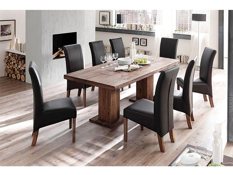 esstisch manchester von mca funiture massivholz unikate s ulentisch. Black Bedroom Furniture Sets. Home Design Ideas