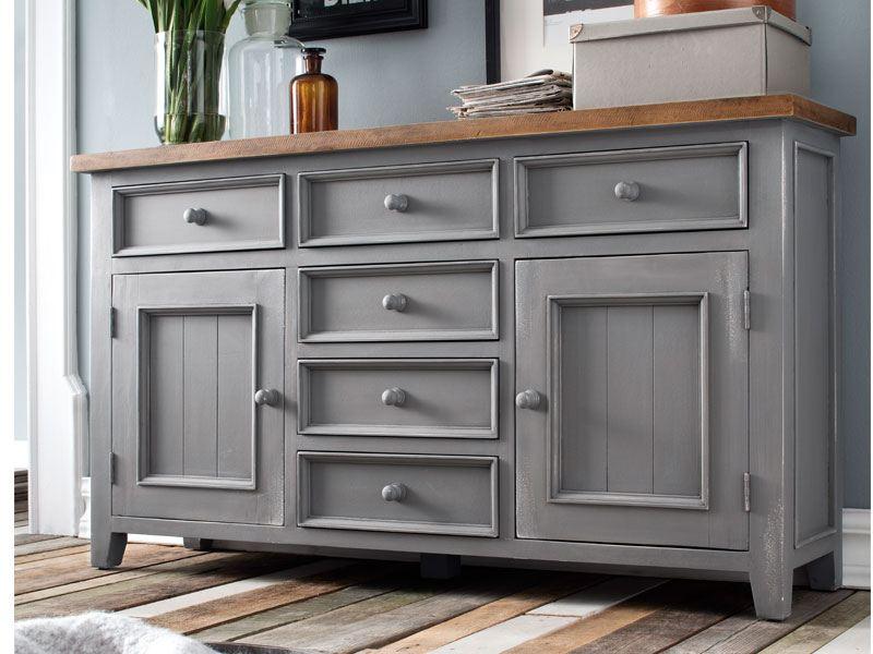 byron sideboard von mca furniture im landhausstil g nstig kaufen. Black Bedroom Furniture Sets. Home Design Ideas