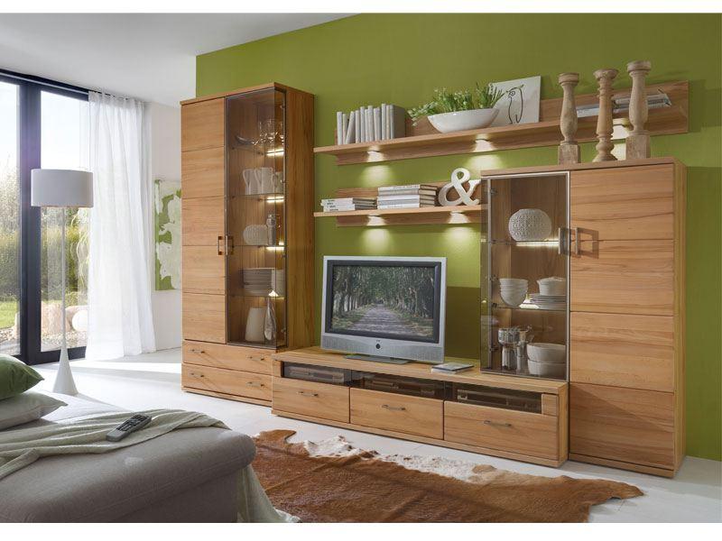 Wandfarbe Zu Kernbuche Möbel