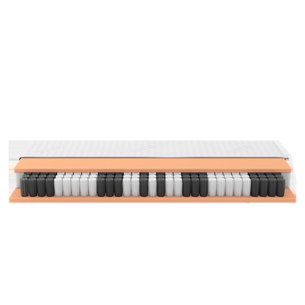 0299066327d036 kostenlose Lieferung ins deutsche Festland Schlaraffia Orange Z55 TFK  Geltex® inside Matratze in verschiedenen Größen und Härtegraden