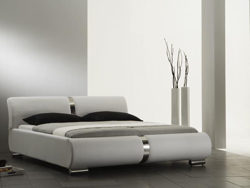 Modernes Polsterbett Lynes von Meise Möbel zu Outlet Preisen kaufen