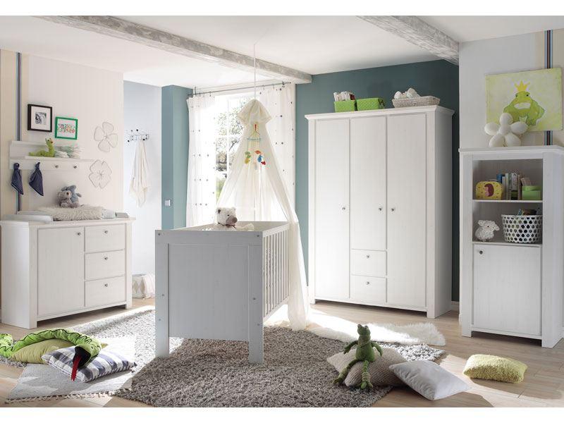 m usbacher wandregal f r kinderzimmer im dekor anderson pine. Black Bedroom Furniture Sets. Home Design Ideas