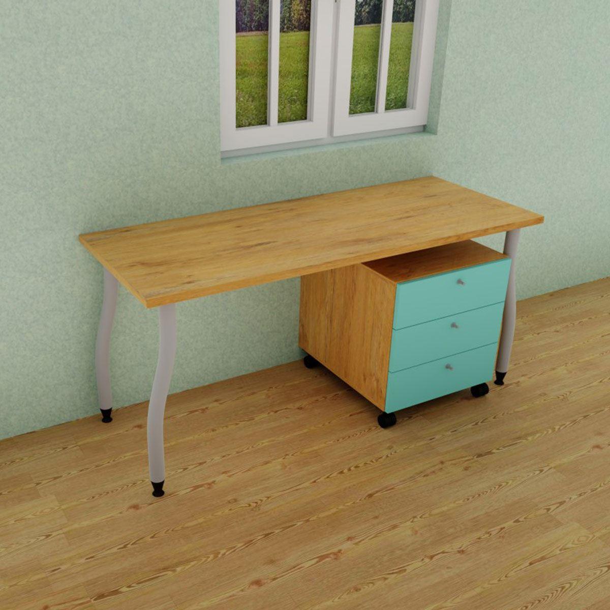 fiftytwo rudolf m bel schreibtisch online guenstig kaufen bei. Black Bedroom Furniture Sets. Home Design Ideas