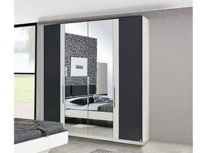 rauch schwebet renschrank colette dialog kleiderschrank mit spiegel f r schlafzimmer gr e und. Black Bedroom Furniture Sets. Home Design Ideas