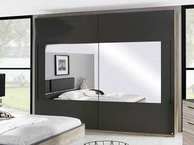 rauch faltt renschrank colette dialog kleiderschrank mit spiegel f r schlafzimmer gr e und. Black Bedroom Furniture Sets. Home Design Ideas