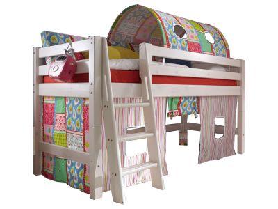 Etagenbett Zubehör Set : Etagenbett für dachschrägen aus massiver kiefer kids paradise