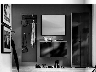 Wittenbreder multi color una 712 garderoben paneel g nstig for Schuh klappschrank