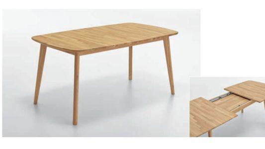 niehoff design ausziehtisch harlem tisch fur esszimmer in massivholz tischplatte in bootsform grosse und holzausfuhrung wahlbar
