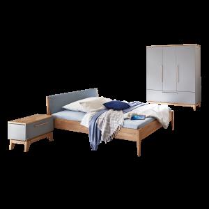Paidi Laslo Kleiderschrank 3t1s In Ausfuhrung Nordic Wood Nachbildung