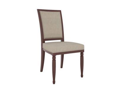 ESSZIMMER SELVA STYLE Louis Philippe, Esstisch, 6 Stühle und
