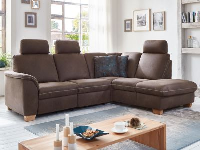 Zehdenick Ecksofa Dakota Mit Wallaway Funktion In Diversen