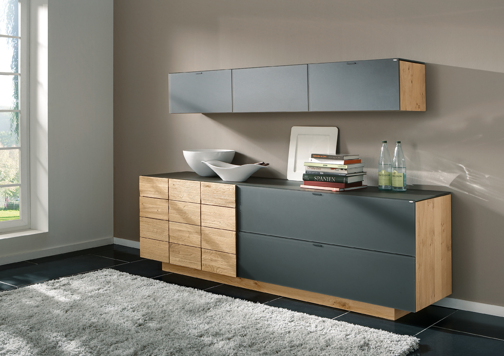 voglauer v montana sideboard h ngeelement massivholz. Black Bedroom Furniture Sets. Home Design Ideas
