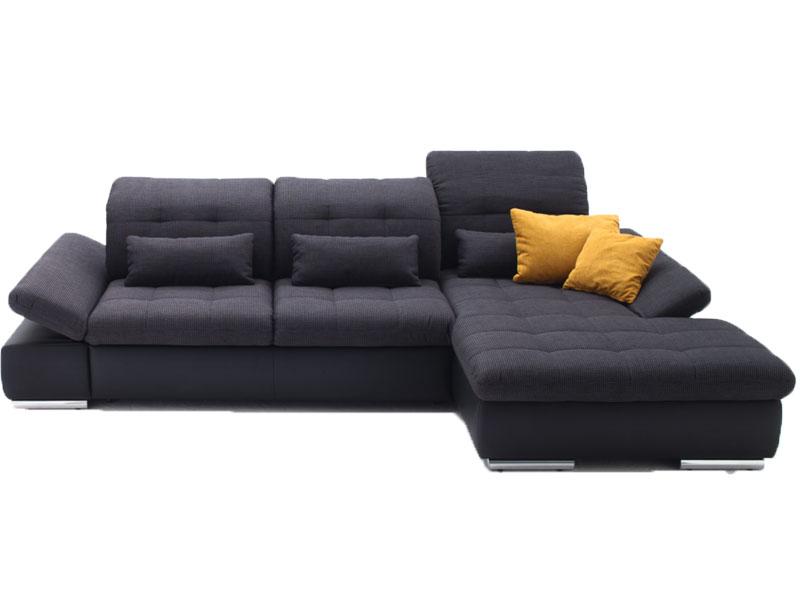 wohnzimmer couch poco: Santa Fe Eckkombination 7090 Sofa Bezug Funktion wählbar