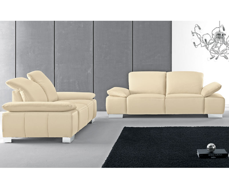 candy sofagarnitur long island 2 teilig sofa 2 sitzer 3 sitzer polsterm bel ebay. Black Bedroom Furniture Sets. Home Design Ideas