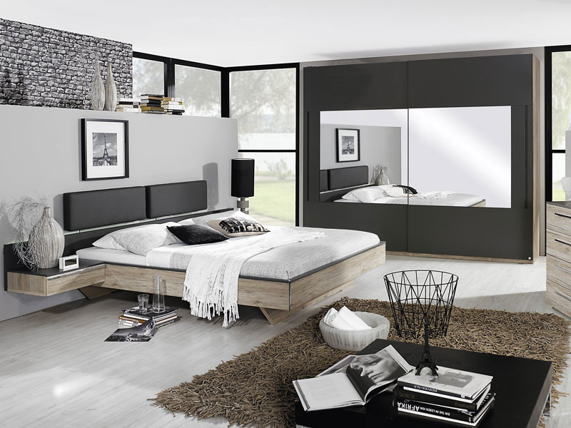 Rauch Schlafzimmer Colette Dialog bestehend aus Bett 2x ...