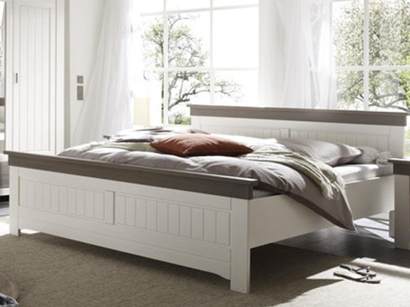 ims living luca schlafzimmer schrank bett nachtkommoden in kiefer teilmassiv ebay. Black Bedroom Furniture Sets. Home Design Ideas