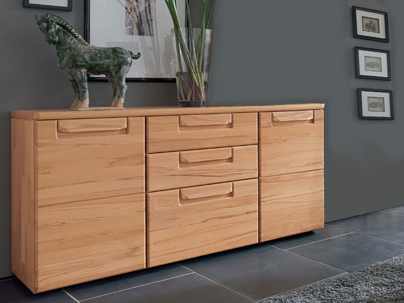 w stmann cantana 3000 sideboard 2180 kommode massiv ausf hrung w hlbar ebay. Black Bedroom Furniture Sets. Home Design Ideas