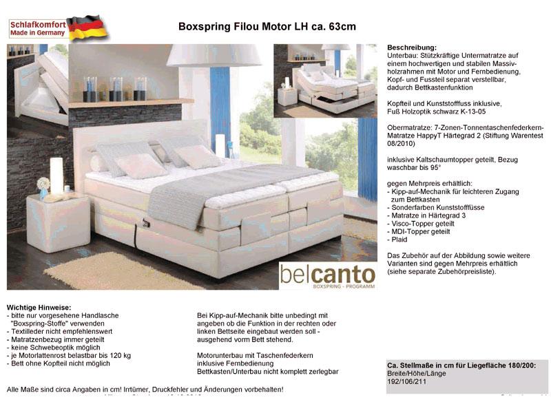 oschmann filou boxspringbett bett liegefl che f sse stoffgruppe. Black Bedroom Furniture Sets. Home Design Ideas