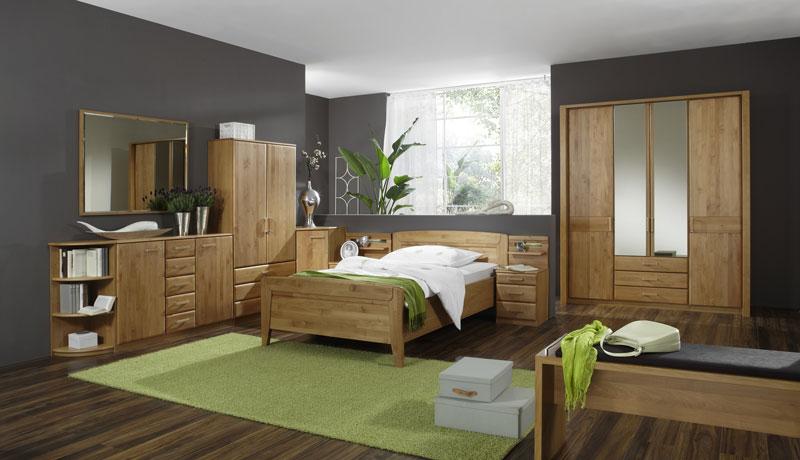 schlafzimmer lausanne wiemann erle oder birke teilmassiv komplettes schlafzimmer ebay. Black Bedroom Furniture Sets. Home Design Ideas