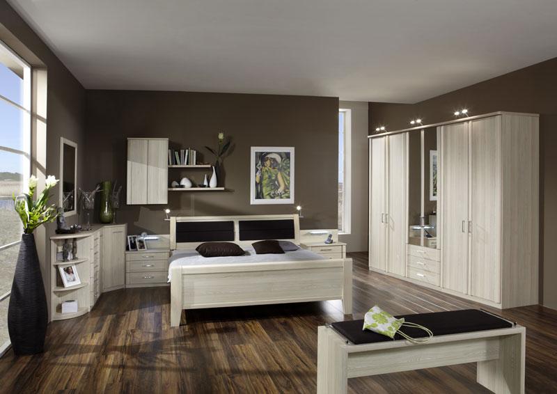 schlafzimmer luxor 4 wiemann teilmassiv komplettes schlafzimmer 3 ausf hrungen ebay. Black Bedroom Furniture Sets. Home Design Ideas