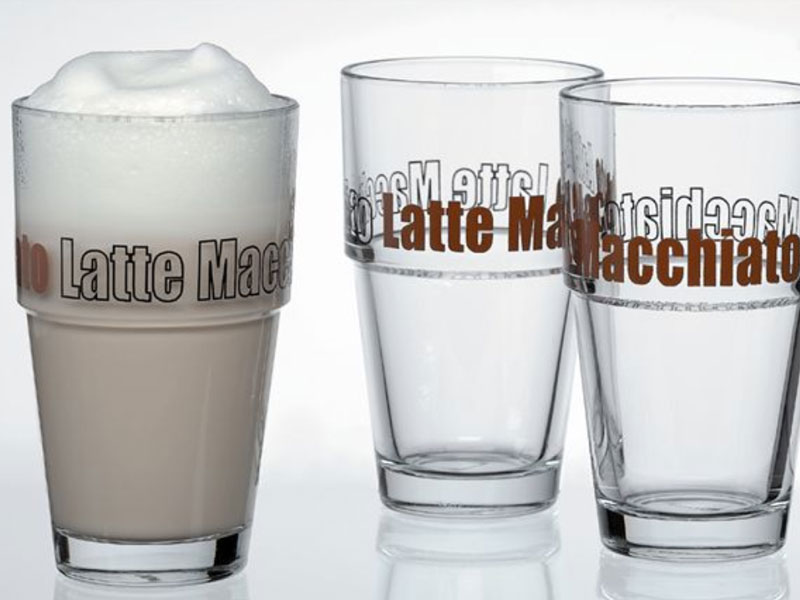 leonardo solo becher set 6 teilig solo latte macchiato glas neu ebay. Black Bedroom Furniture Sets. Home Design Ideas