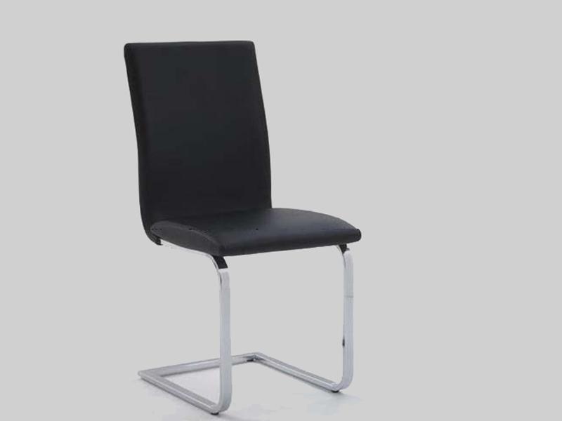 niehoff stuhl freischwinger 7571 oder 7572 luci kunstleder leder armlehne ebay. Black Bedroom Furniture Sets. Home Design Ideas