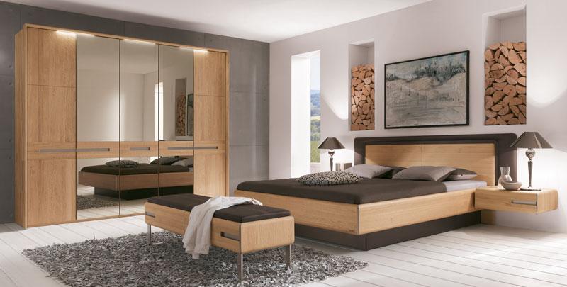 Massivholz schlafzimmer casa thielemeyer bett for Schlafzimmer beispiele farbgestaltung
