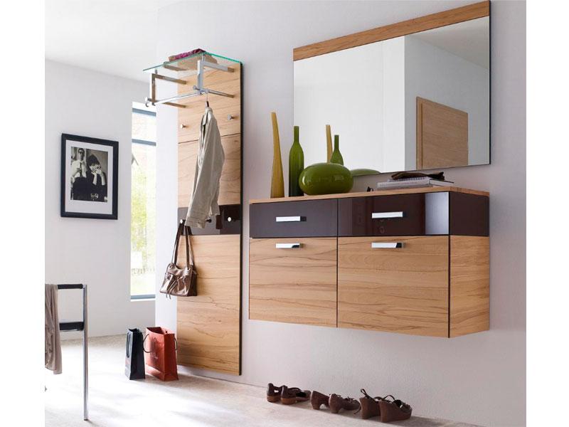 wittenbreder massello schuh klappschrank spiegel garderobe paneel schrank massiv ebay. Black Bedroom Furniture Sets. Home Design Ideas
