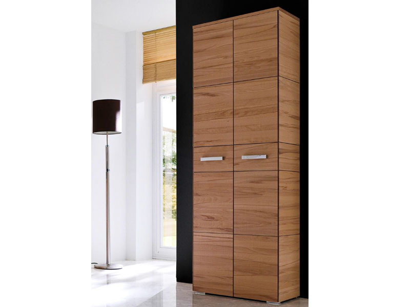 wittenbreder massello kleiderschrank flur garderobe schrank kernbuche massiv neu. Black Bedroom Furniture Sets. Home Design Ideas
