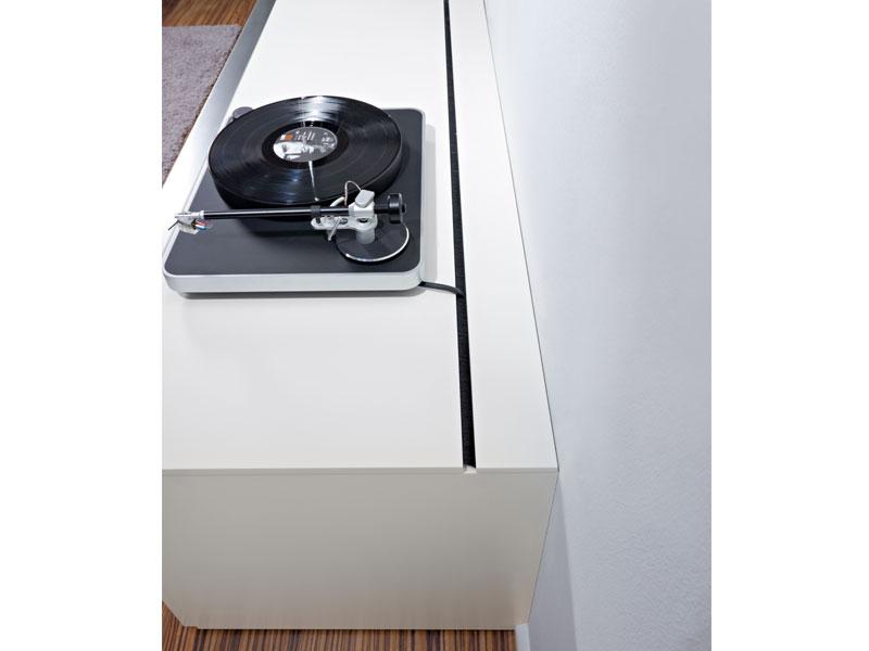 loddenkemper media3000 wohnwand modell 9751 lack tv. Black Bedroom Furniture Sets. Home Design Ideas