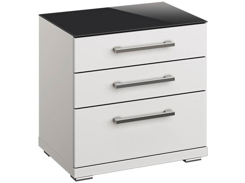 rauch dialog kommode chest beim bel oberboden farbglas korpus und f e w hlbar ebay. Black Bedroom Furniture Sets. Home Design Ideas