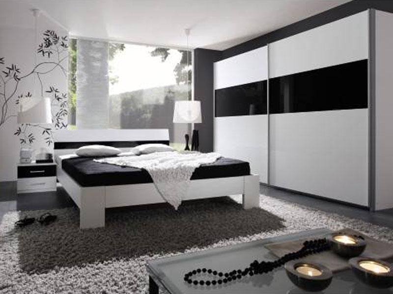 schlafzimmer relation plus rauch quadra 3teilig bett schrank ... - Rauch Möbel Schlafzimmer