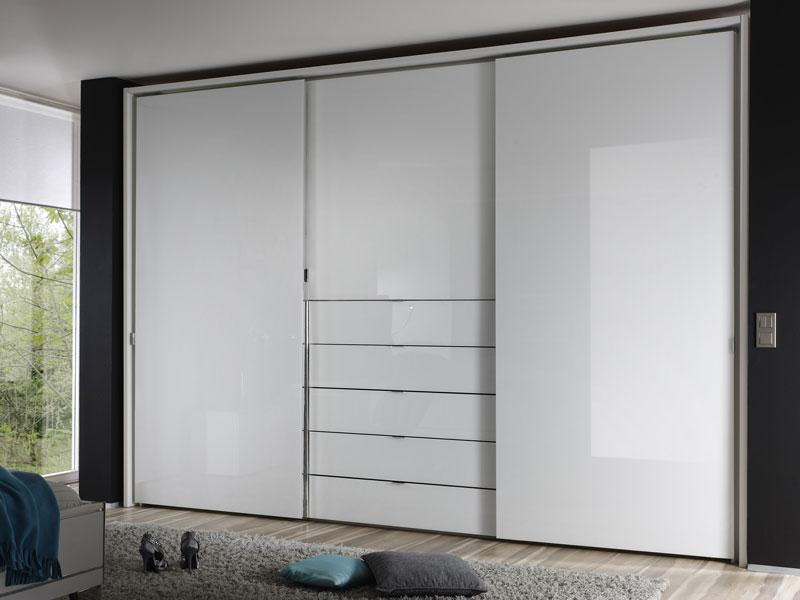 staud media schwebet renschrank alpinwei glas 3od 5er schubk sten kleiderschrank ebay. Black Bedroom Furniture Sets. Home Design Ideas