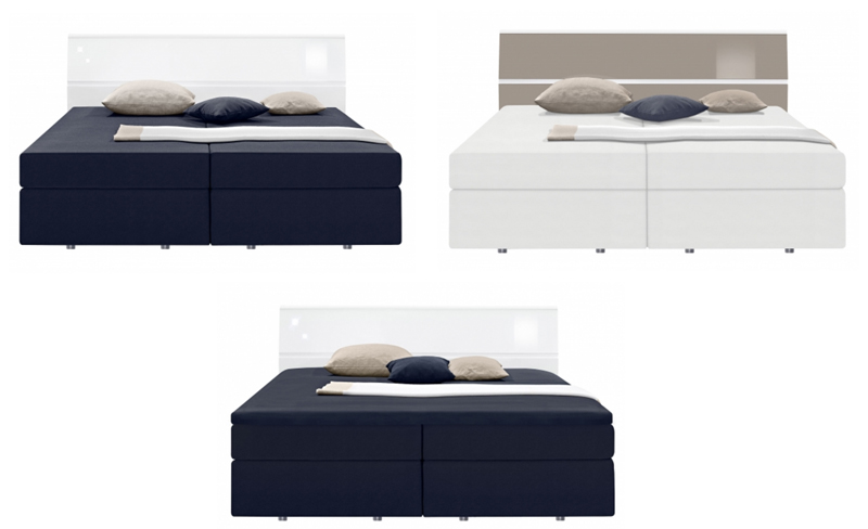 arte m boxspringbett line kopfteil bett f r schlafzimmer ausf hrung w hlbar ebay. Black Bedroom Furniture Sets. Home Design Ideas