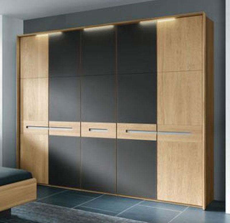 massivholz kleiderschrank casa thielemeyer dreht renschrank passepartout rahmen ebay. Black Bedroom Furniture Sets. Home Design Ideas